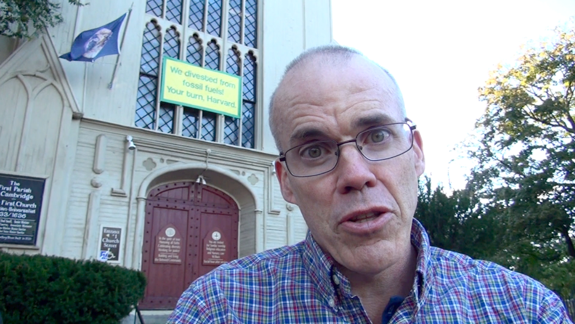 Bill Mckibben: A message to UUs